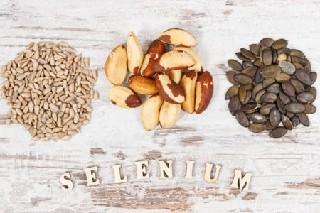 Alimentos con selenio de origen vegetal
